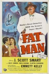 The Fat Man 1951 DVD - Julie London / Rock Hudson